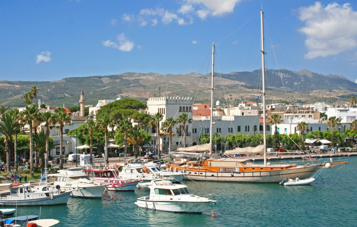 Kos Town - An Interesting mix of history and culture